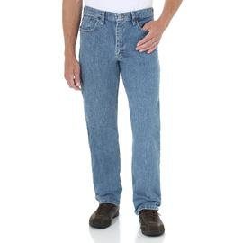 Wrangler Men's Relaxed Fit Advanced Comfort Jean - Online Exclusive at Kmart.com