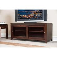 Simpli Home Cosmopolitan Collection Coffee Brown TV Media Stand at Kmart.com