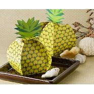 """Artisano Designs """"Tropical Treats"""" Oversized Pineapple Favor Box (24 Pack) [Case Pack of 6] at Kmart.com"""