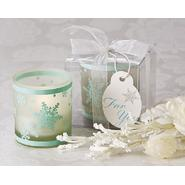 "Artisano Designs ""Winter Lights"" Snowflake Tea Light Candle Holder (Pack of 4)  [Case Pack of 24] at Sears.com"