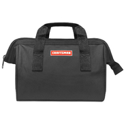 Craftsman 12in Wide Mouth Tool Bag at Sears.com