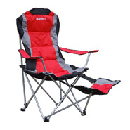 gigatent Camping Chair with Footrest, RED at Kmart.com