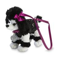 Piper Girl's Plush Purse - Poodle at Kmart.com