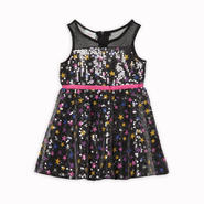 Piper Toddler Girl's Party Dress - Stars at Kmart.com