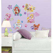 RoomMates Disney Princess - Palace Pets Peel and Stick Wall Decals at Kmart.com