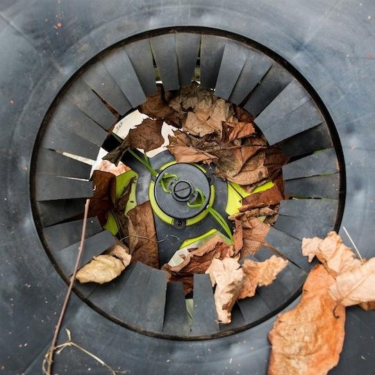 Sun Joe Shredder Joe 13-Amp 16:1 Reduction Electric Leaf ...