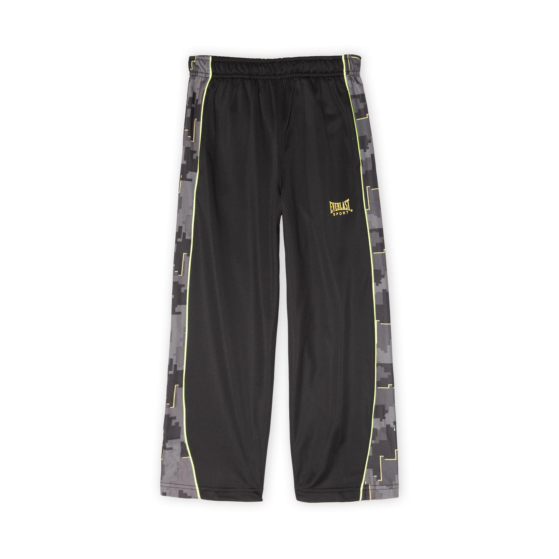 Everlast® Sport Boy's Tricot Athletic Pants - Camouflage at Kmart.com