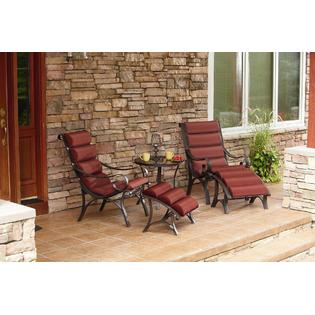 Jaclyn Smith Allen 5 Piece Seating Set Review Cheap