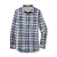 Outdoor Life Men's Flannel Shirt - Plaid at Sears.com
