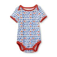 Small Wonders Newborn Boy's Short-Sleeve Bodysuit - Cars & Trucks at Kmart.com