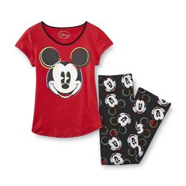 Disney Mickey Mouse Pajama Set at Kmart.com