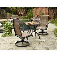 Jaclyn Smith Brookner 3 Piece Bistro Set at Kmart.com
