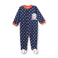 Small Wonders Newborn Boy's Sleeper Pajamas - Baseball at Kmart.com