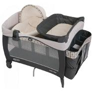 Graco Childrens Products Pack 'n Play Napper Elite - Black at Sears.com