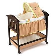 Summer Infant Swingin' Safari Classic Comfort Wood Bassinet at Kmart.com