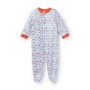Small Wonders Newborn Boy's Sleeper Pajamas - Cars & Trucks at Kmart.com