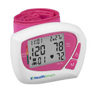 HealthSmart Women's Automatic Wrist Digital Blood Pressure Monitor at Kmart.com