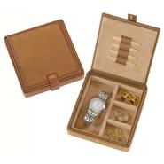Royce Leather Watch Cufflink Box at Kmart.com