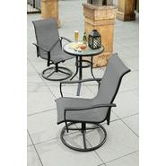 Essential Garden Hinton 3 Piece Bistro Set at Kmart.com