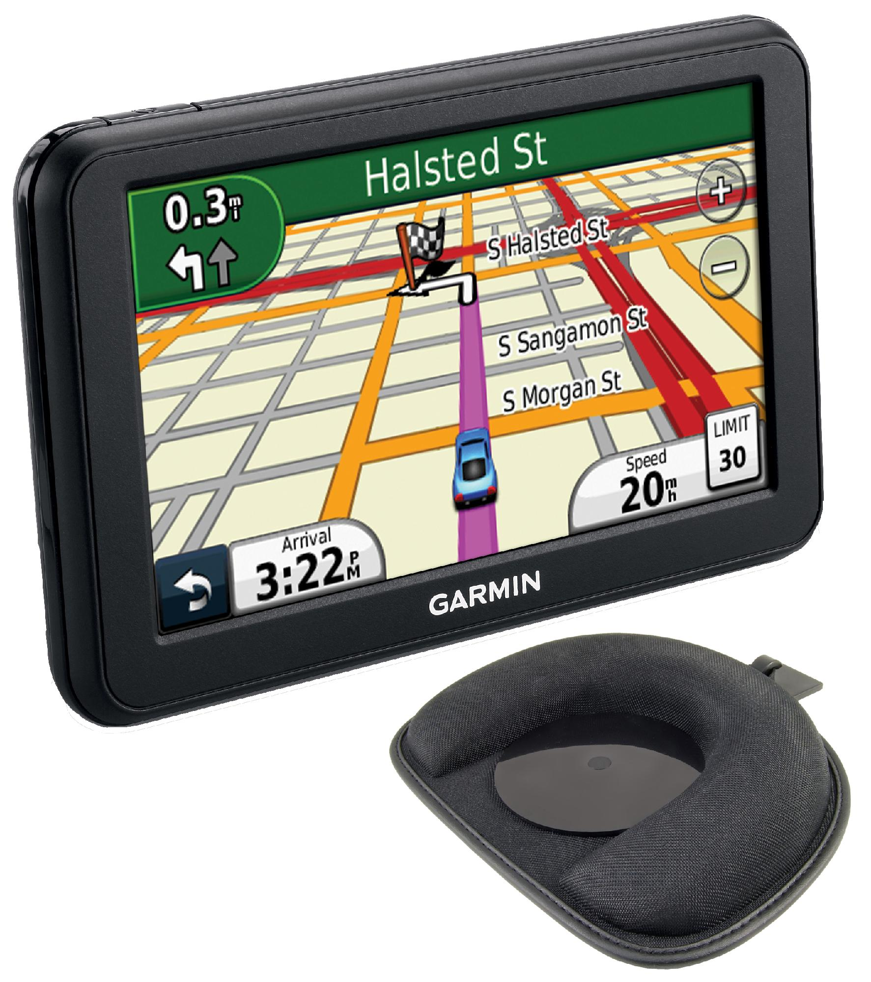 Nuvi 40 4.3 In. GPS Navigator and Portable