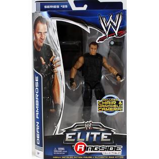 WWE Dean Ambrose - WWE Elite 25 Toy Wrestling Action Figure