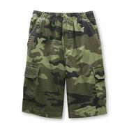 Basic Editions Boy's Cargo Shorts - Camoflage at Kmart.com