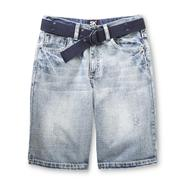 SK2 Boy's Denim Shorts & Belt at Kmart.com