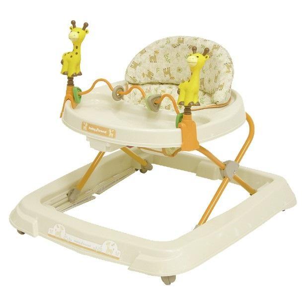 Baby Trend Activity Walker - Brown/Tan PartNumber: 04902569000P KsnValue: 04902569000 MfgPartNumber: WK37060