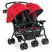 Combi Twin Cosmo Stroller - Red at Kmart.com