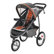 Graco Childrens Products Fast Action Fold Jogger - Tangerine at Kmart.com