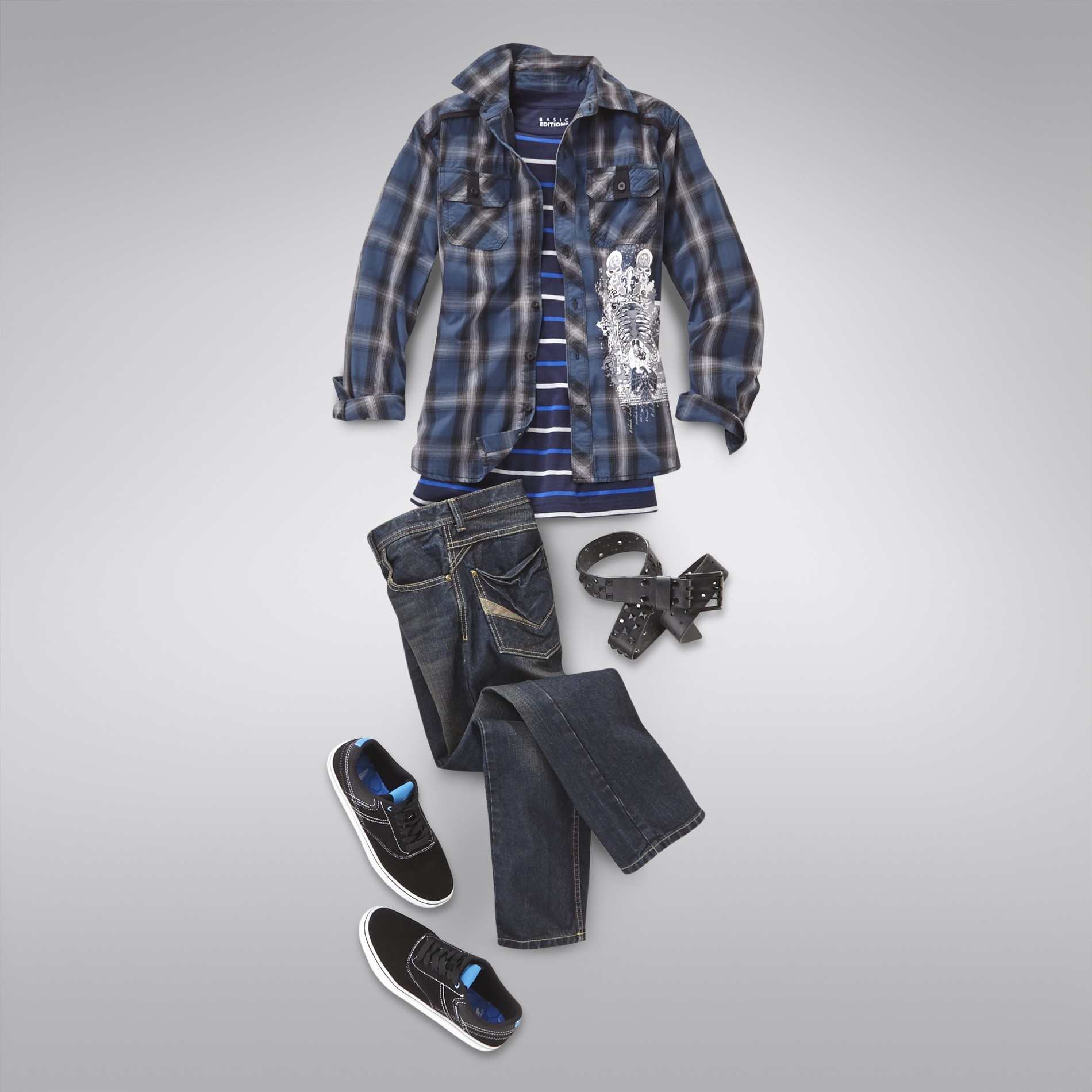 Boy's Casual Christmas Outfit at Kmart.com