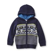 WonderKids Toddler Boy's Hooded Sweater - Skulls at Kmart.com