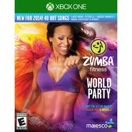 Majesco Zumba Fitness World Party for Xbox One at Kmart.com