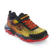 Skechers Boy's Xanthous Red/Yellow/Black Slip-On Sneaker at Sears.com