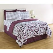 Essential Home 8-Pc Vertical Vines & Dots Bedding Set at Kmart.com