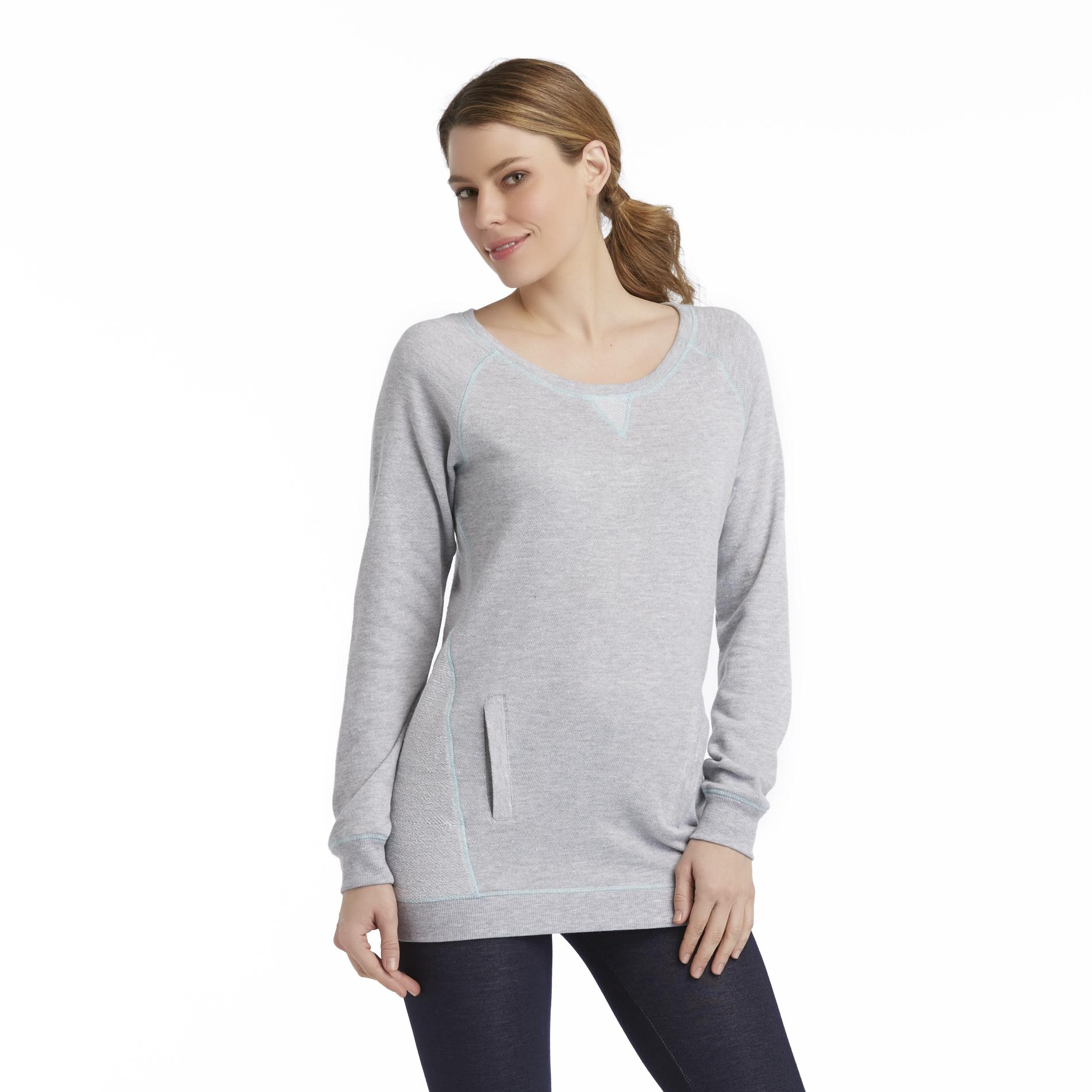 Joe by Joe Boxer Women's French Terry Tunic Top at Sears.com