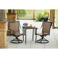 La-Z-Boy Outdoor Ethan 3 Piece Bistro Set at Kmart.com