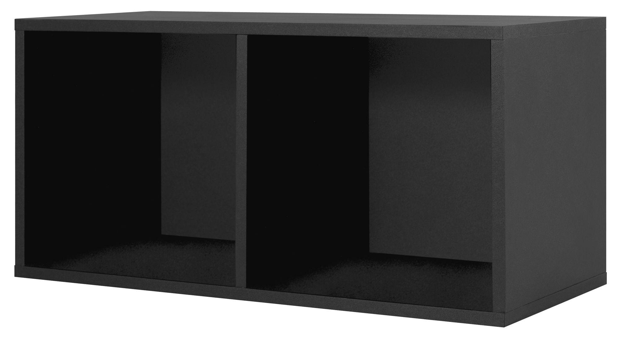 Large Divided Cube - Black PartNumber: 00851754000P KsnValue: 00851754000 MfgPartNumber: 327806