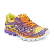 CATAPULT Women's 3D Purple/Yellow/Orange Athletic Shoe at Sears.com