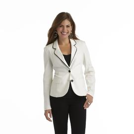 Covington Women's Single-Breasted Blazer at Sears.com