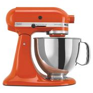 KitchenAid Artisan® Series Persimmon 5 Quart Stand Mixer at Sears.com