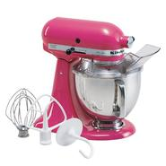 KitchenAid Artisan Series 5 Quart Stand Mixer, Cranberry at Sears.com