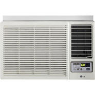 LG 7,000 BTU Window-Mounted Air Conditioner with Supplemental Heat and Remote Control (115 volts) at Sears.com