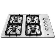 "Kenmore 30"" Gas Cooktop - Stainless Steel at Kenmore.com"