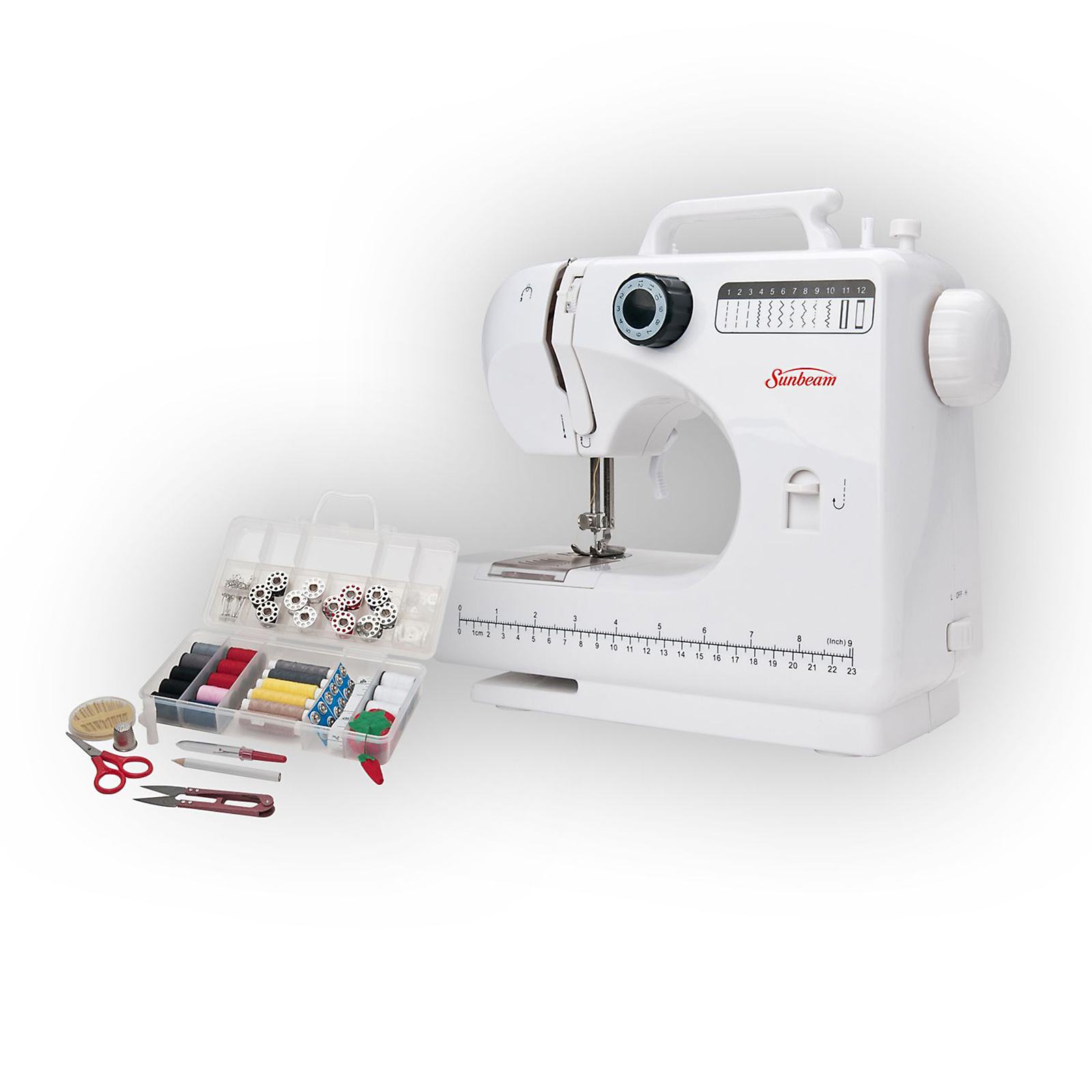 Compact Sewing Machine with Bonus Kit