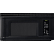 Sharp 1.4 Cu. Ft. 950 Watt Over the Range Microwave Oven - Black at Sears.com