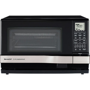Sharp 1.0 Cu. Ft. 900W Steamwave with Silver Handle at Sears.com