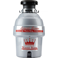 Waste King 3300 Legend Series 3/4 HP EZ-Mount Garbage Disposer at Sears.com