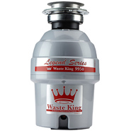 Waste King 9950 Legend Series 3/4 HP 3 Bolt Mount Garbage Disposer at Sears.com