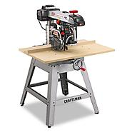 "Craftsman Professional 3 hp 10"" Radial Arm Saw with LaserTrac ™ 22010 at Sears.com"